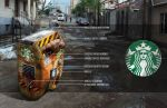 Mobile Coffee Vendor: Starbucks by Tedimus