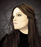 tarja turunen by frozerosemary