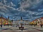 the old market town of Plock by HeretyczkaA
