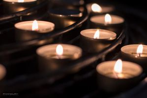 Candles by saleemFa5oury