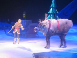 Reindeers are Better than People (Video Link) by Codetski101