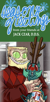 A Card From Your Dentist by Psshaw