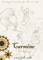 Carmine : 1 L'heritier by K-naille