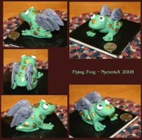 Flying Frog by NycterisA