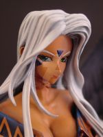Urd Face, Close-Up by ArtyAMG