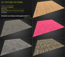 Free textures pack 47 by Nobiax