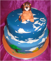 Leo the Lion by Little-M-Cakes