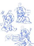 Baby Austria Doodles by Steampunky-Bunny-Boo