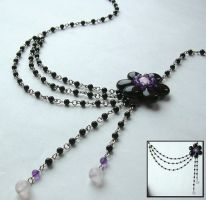 Anahita Necklace by manson-brown