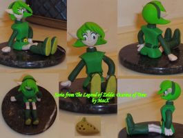Ceramic Saria by HeyLookASign