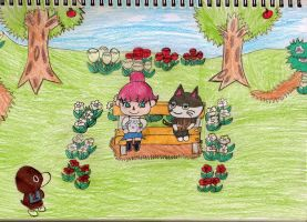 Animal Crossing 3DS by ForestKitty22