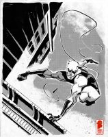 Daredevil by nelsondaniel