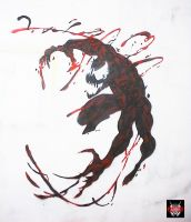 CARNAGE STENCIL by EsseDue