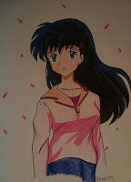 Kagome by zziro