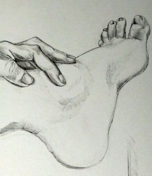 Hands and Foot 3 by StephanyShunpike