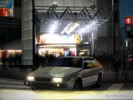 Gran Turismo 4 Isuzi at japan 1 by Chernandez2020