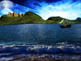 There Will Be Safe Harbor by DustwaveStock