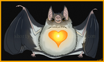 Rollie Pollie Vampire Bat by shorty-antics-27