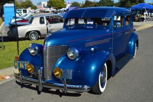 1939 Chevrolet Master Deluxe VIII by Brooklyn47