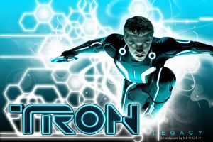 Wallpaper  TRON Legacy by S-E-R-G-E-Y