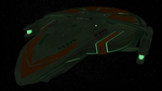 WIP: Romulan Raptor, 99% done, pt. 16 by harroldsheep