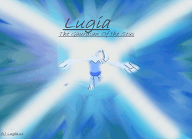 Lugia wallpaper by aurabooster