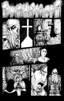 vengence and justic page by plbcomics