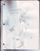 Mothra Reckoning Sketches by Dragonsmana