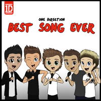 Best Song Ever - Chibi cover by xNiallersPotatox