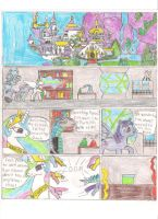 Princess Celestia's Inventing Room Part 1 by dragonwar23