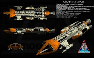 Mark IX Hawk ortho by unusualsuspex