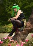 Gumi Megpoid - Post apocalyptic #1 by Catulus-Cosplay