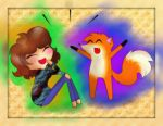 Juli and Max Chibi by JenyLittlie123