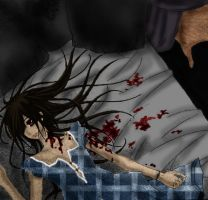 Yuuki Kuran~ What Did You Do To Me? by JaMs-Yy