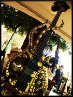 Steampunk Bass by EllaryRose