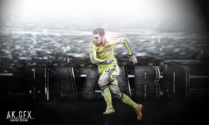 new wallpaper for Hazard by ahmed-k-gfx