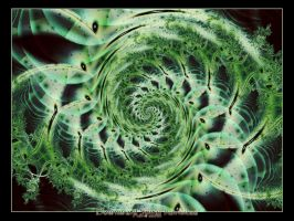 Downward ... - Wicked-Tizette by Ultra-Fractal