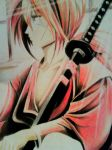Kenshin II by draw-it
