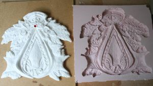Assassins creed insignia cast~wip by Misikat