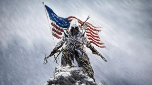 Assassin Creed 3 Wallpaper by Panico747