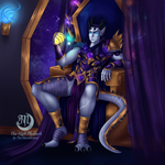 The High Pharaoh by The-Moonbound