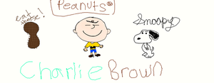 snoopy and charlie brown by kitkat567