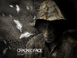 CRACKED FACE by nkhat1