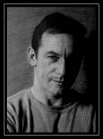 Jason Isaacs by KleopatraAurel