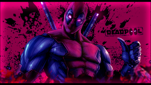 Deadpool #2 by GamerX54