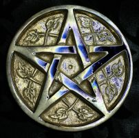 Solarized Pentacle by wylf