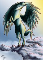 pegaso and color by mariozz2
