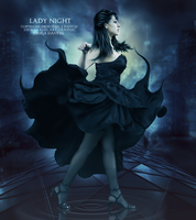 Lady Night by JDants