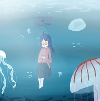 i want to be a jellyfish.... by asheds