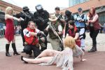 Resident Evil Group - execution - MCM Expo by x-Montsegur-x
